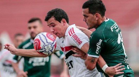 9c0c33e48f1f7 Confira a ficha técnica de São Paulo 0x1 Palmeiras
