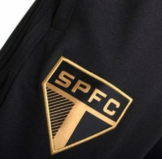 Torcedores são-paulinos denunciam erro em escudo de novo uniforme 4eaada7797737